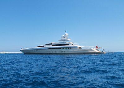 Mega Yacht mt.76